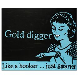 Gold Digger by Todd Goldman