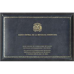 Banco Central de la Republica Dominicana. 39th Meeting of the Central Bankers of Latin America and o