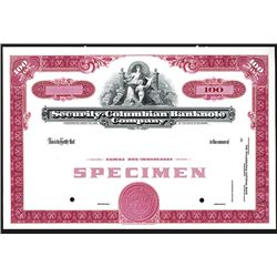 Security-Columbian Banknote Co.