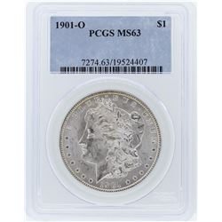 1901-O PCGS MS63 Morgan Silver Dollar