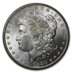 1883-CC Morgan Dollar BU MS-63