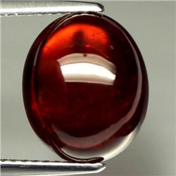 7.94 CT RED AFRICAN SPESSARTITE GARNET
