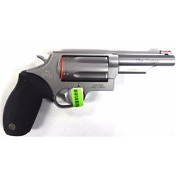 Taurus 45-410 Judge Revolver 45LC/410 Gauge. New in box.