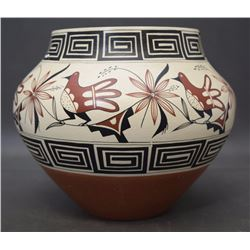 JEMEZ POTTERY JAR (MADALENA)
