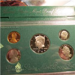 1998 S U.S. Proof Set. Original as issued.