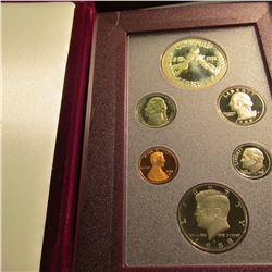 1988 U.S. Silver Prestige Proof Set. Original as issued.