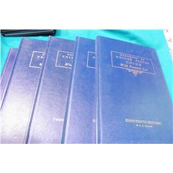 "(2) 1961 18th Ed., (2) 1964 21st Ed., & (1) 1971 28th Ed. ""U.S. Blue Books"" or "" ""Handbook of United"