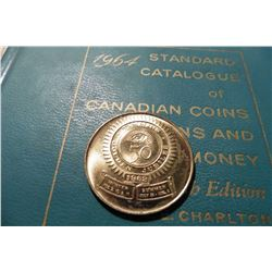 """50th/Anniversary/1912-1962/Timmins/Ont."", ""Timmins/50/Golden Jubilee/1962/Winter/Feb. 9 10 & 11/Sum"