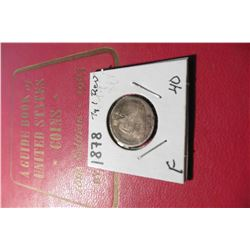 "1963 (16th Edition) ""A Guide Book of United States Coins"", by R.S. Yeoman; & a 1878 Type One Reverse"