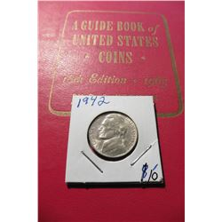 "1965 (18th Edition) ""A Guide Book of United States Coins"", by R.S. Yeoman; & a 1942 P Silver World W"
