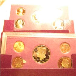 1990 S & 91 S U.S. Proof Sets in original cases as issued. Some minor toning.