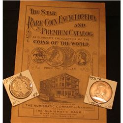 """The Star Rare Coin Encyclopedia and Premium Catalog"", by B. Max Mehl, 1931, 35th edition; 1915 S Ba"