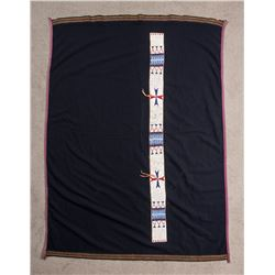 "Sioux FullyBeaded Blanket Strip, 36"" x 50"""