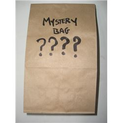 MYSTERY BAG LOT *THESE MYSTERY LOTS ARE A MIXTURE OF ITEMS OUT OF SAFE* AND CONSIST OF COINS/JEWELRY