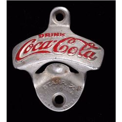 coca cola starr x brown co bottle opener. Black Bedroom Furniture Sets. Home Design Ideas