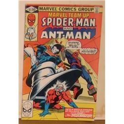 1st volume 1981 Spiderman and Antman