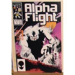#45 of volume 1 Alpha flight