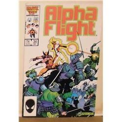 #34 Alpha flight