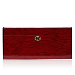 Redwood Deluxe Cigar Humidor