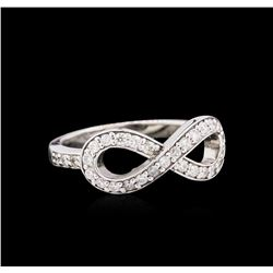 0.36ctw Diamond Ring - 14KT White Gold