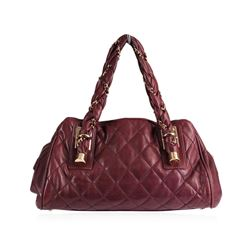 Chanel Purple Handbag