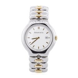 Tiffany & Co. Two-Tone Tesoro Watch