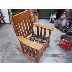 Mission Furniture, Rocking Chair