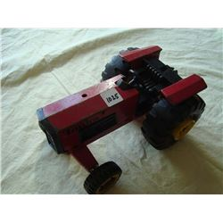 Metal and Plastic Tonka Tractor, 11""