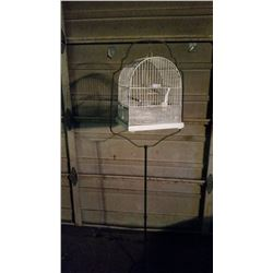 Bird Cage w/ Stand