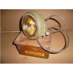 Military Vehicle Light/ Box
