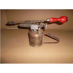 Brass Blow Torch / Iron