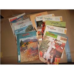 Country Guide Magazines
