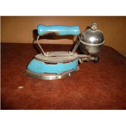 Blue Gas Iron