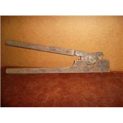 Tobacco Cutter