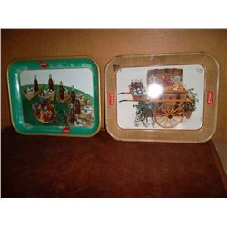 Coke Trays (2)