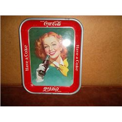 Coke Tray Original