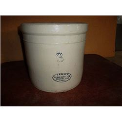 Medalta Crock 3 gallon