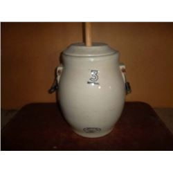 Medalta Churn 3 gallon