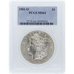 1901-O PCGS MS64 Morgan Silver Dollar