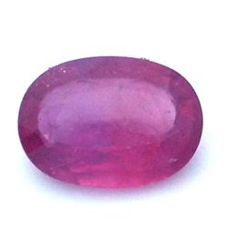 14.15ctw Oval Ruby Parcel