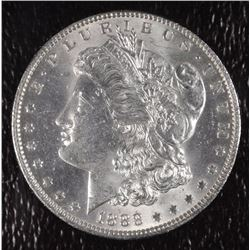 1888-O MORGAN DOLLAR GEM BU