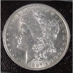 1897-O MORGAN DOLLAR UNC SEMI-KEY