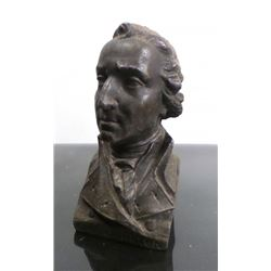 George Washington Zinc Bust