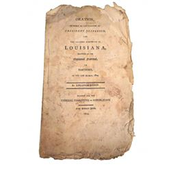 Oration on Election of Jefferson, 1804