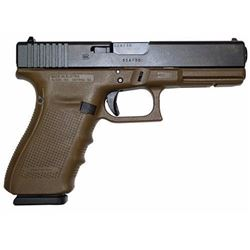 GLOCK G21 G4 FLAT DARK EARTH 45 ACP .764503912344