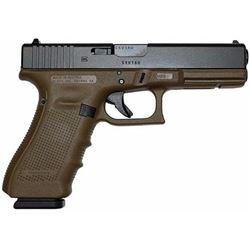 GLOCK G22 G4 FLAT DARK EARTH 40 S&W .764503912351