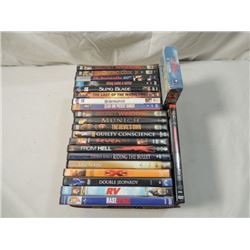 DVD MOVIE LOT 21 TOTAL LEAGUE OF THEIR OWN VHS