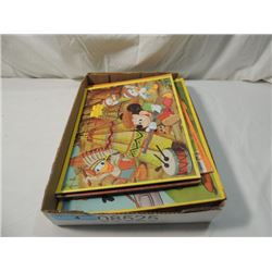 1930'S COLORING BOOKS PUZZLES DISNEY MORE