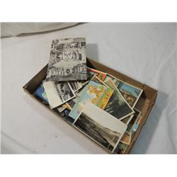 POST CARD LOT TRAVEL WAR MILITARY PICTURE COMIC
