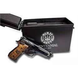 BERETTA 92FS CENTENNIAL LTD EDITION 9MM .082442838748